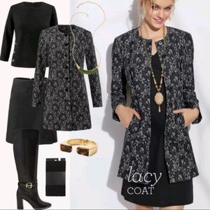 CAbi Jackets & Coats - CAbi | Fall 2016 Limited Edition Lacy Coat Medium